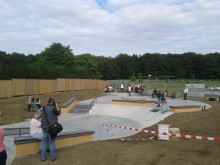 Eröffnung Skaterpark Steinfurt